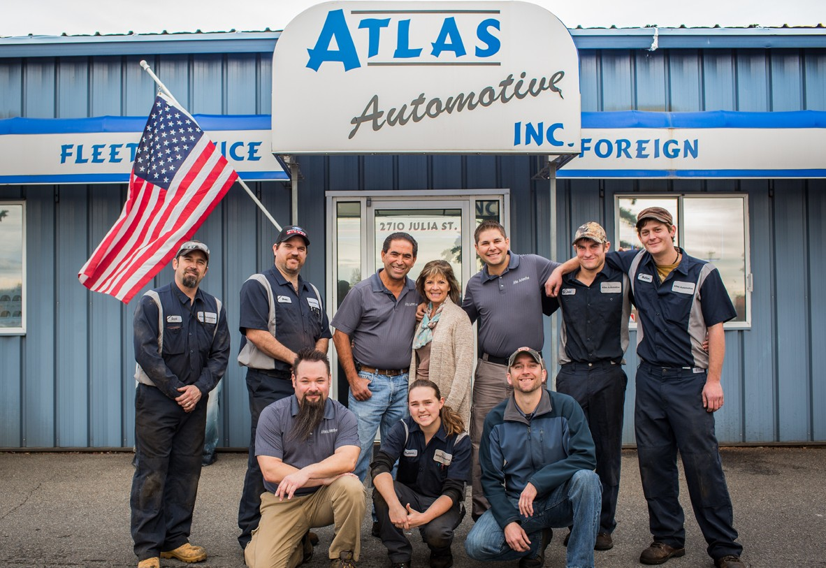 Meet Our Team Atlas Automotive